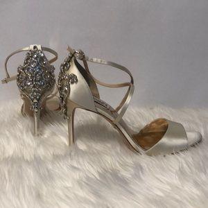 Bagley Mischka Bridal Bling Retail $225